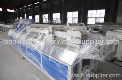 Automatic pvc profile production line