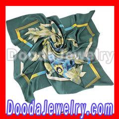 batik silk scarf for Women