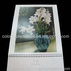 professional wall calendar printing