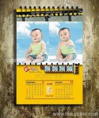 2012 desk calendar printing