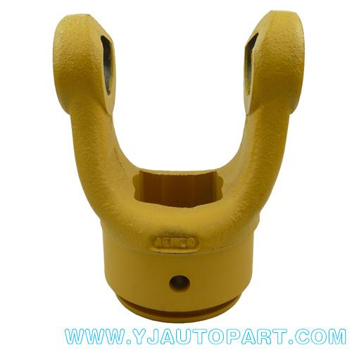 Driveshaft parts yoke for PTO shaft