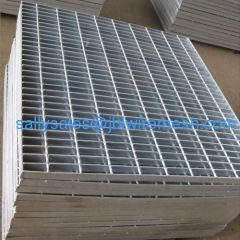 Galvanized Plain Steel Grating