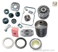 Auto rubber part manufacture