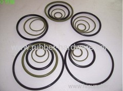 Custom rubber sealing ring