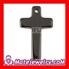 Black Cross pendant beads wholesale