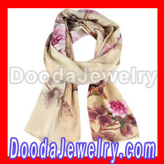 french silk scarf Cheap Designer