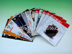 paper instruction book, instuction card printing