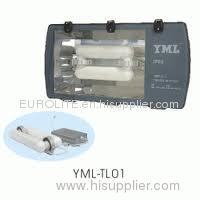 60w lvd induction tunnel light