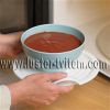 cool touch microwave plate caddy