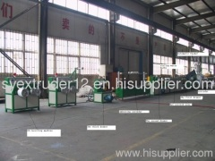 PP Strapping Band Production line machine