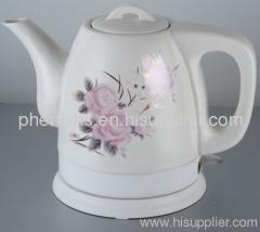 1.2L ceramic electric kettle