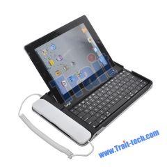 SKYPE Bluetooth Keyboard with Telephone for iPad/iPad 2