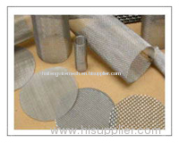 Standard Stainless Steel Wire Mesh For Filter