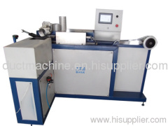 spiral flexible aluminum foil duct machine ATM-A300A