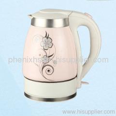 1.8L big ceramic electric kettle