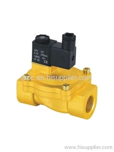 "2V-20 3/4"" water solenoid valve"