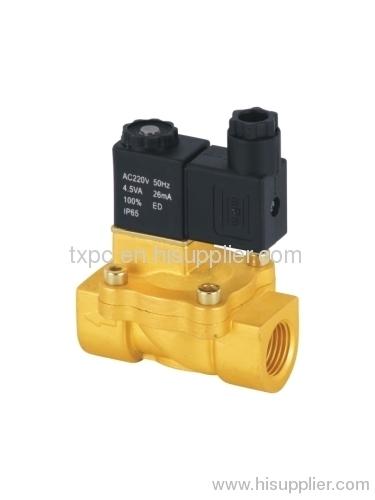 "2V 1/2"" water solenoid valve"