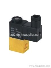 2V 1/4 water solenoid valve