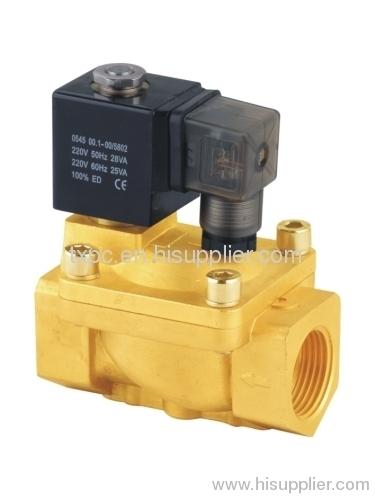 "PU225 1"" water solenoid valve"
