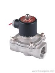 "2S 1""stainless steel solenoid valve"