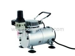 Mini Low Noise Airbrush compressor