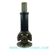 China OEM Driveline parts Splined shaft coupling