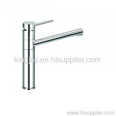 single lever basin sink mixers