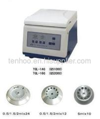 Table Top Type Centrifuges
