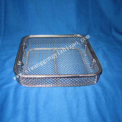 stainless steel 201 cleaning basket