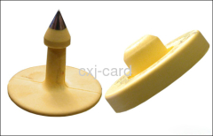 UHF RFID ear tag for Animal Tracking