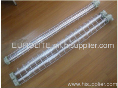 Flame-proof explosion-proof led fluorescent lamp