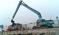 Kobelco SK200 long arm