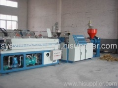 C.O.D cable communication pipe production line1