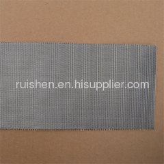 Paño de filtro tejido