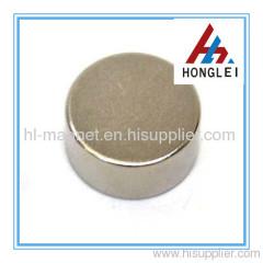 50M Huge Disk Neodymium Magnet (Sintered NdFeB)