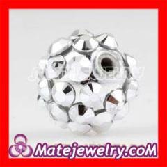 Grey plastic crystals Wholesale