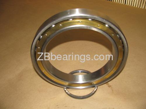 Deep groove bearings