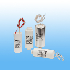 2~50uf -40~85℃ lamp capacitor