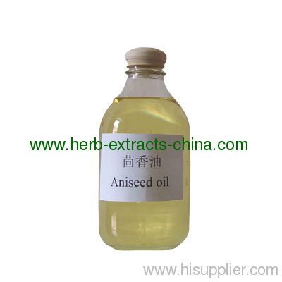 100% Pure and natural Star Anise Oil