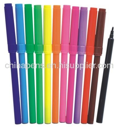 slim water color marker pen