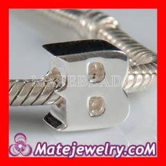 cheap european letter beads