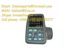 7834-77-3002 Komatsu monitor,Komatsu pc200-6 monitor,Komatsu digger monitor,Komatsu 6D102 monitor,Komatsu pc220-6