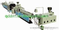 PVC soft pipe production line/PVC hose extrusion machine