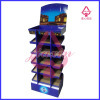 Special Corrugated display stand with trays