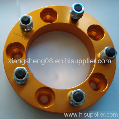 gloden anodizing wheel adapter
