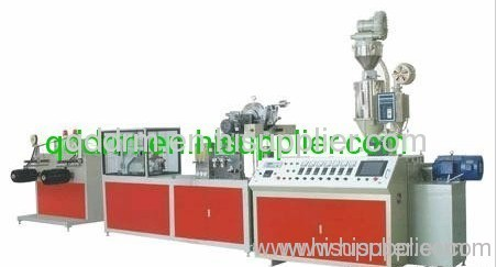 PE Dripper Irrigation soft pipe extrusion Line