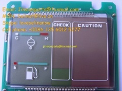 pc120-5 Komatsu monitor LCD panel Komatsu 300-5 gauge panel LCD pc220-5 Excavator monitor LCD 200-5 monitor spare parts