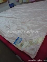 100% silk quilts