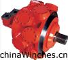 Radial piston Kawasaki Staffa HMB & HMHDB motor