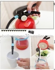 fire extinguisher drink machine